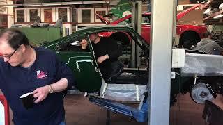 DP Motorsport Tailor Made 911 RSR Backdraft.