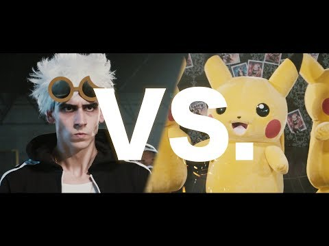JCC Pokémon | ¡Concurso de baile entre el Team Skull y el Equipo Pikachu!
