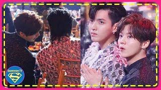 Gambar cover Former EXO Members Luhan & Kris Wu were Seen Seated Together and Shared Conversations..