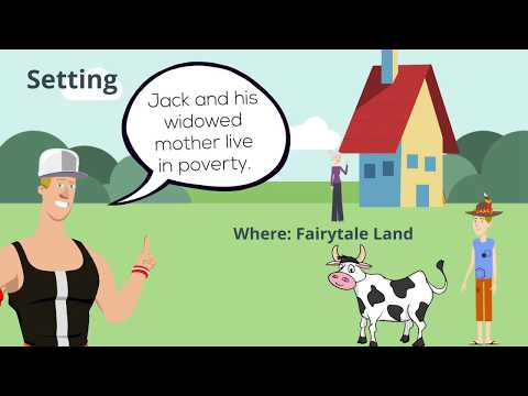 Teaching Plot With Jack And The Beanstalk