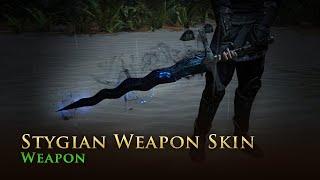 Path of Exile: Stygian Weapon Skin