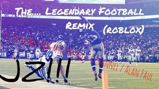 The Legendary Football (roblox) Rap Remix - By JZ
