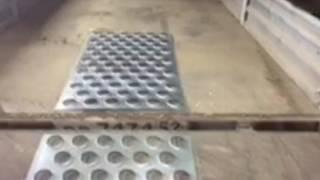 видео лист оцинкованный 05 мм