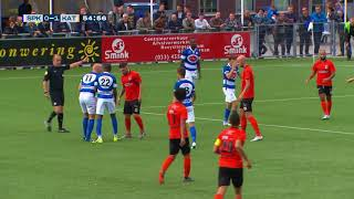 Spakenburg - Katwijk 2-1 | VVKatwijkTV
