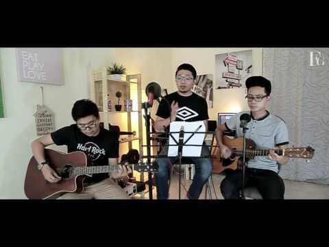 Encik Mimpi - Hentikan Rindu Ini (Cover by Mrul  ft. Fero & Fiqon)