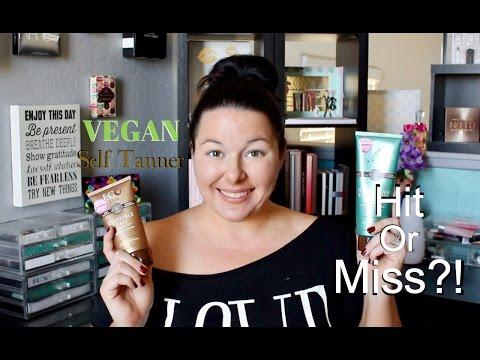 VEGAN SELF TANNER! | Organic Skin USA Eco Tan Review! | Does it work?!