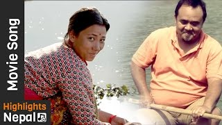 Rumani Rang - Video Song | PURANO DUNGA | Maotse Gurung, Menuka Pradhan