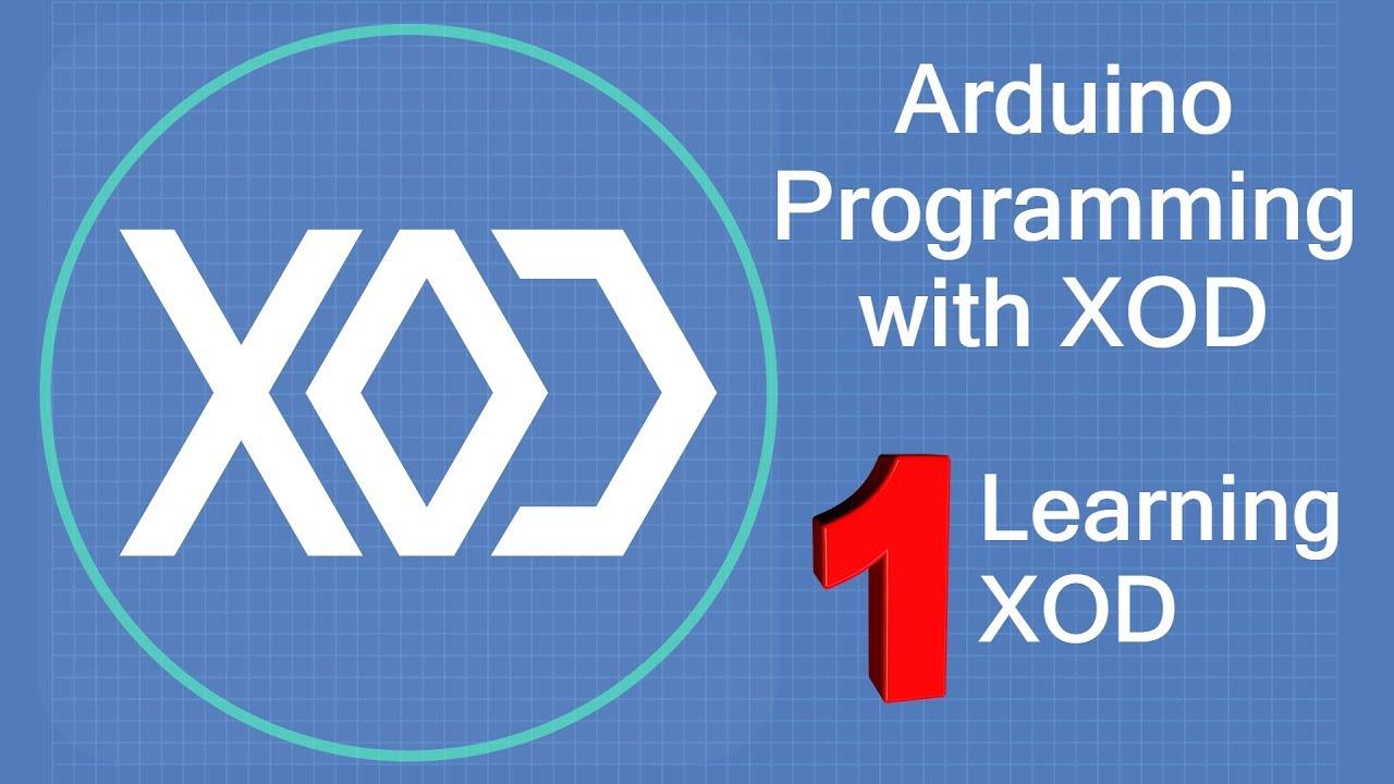 Arduino Programming with XOD - Learning XOD
