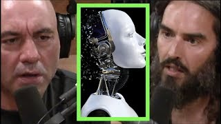 Russell Brand,  AI Won't Understand DMT | Joe Rogan
