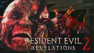 RE:Revelations 2 Uroboros Tyrant (Boss Battle)
