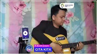 Cita Kita - Gac  Cover Video Lipsync  Theme Song Ag 2018 By Cupon