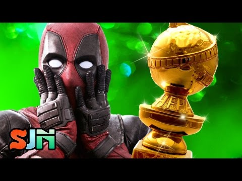 Deadpool First Superhero Movie To Nab Best Picture Golden Globe Nomination