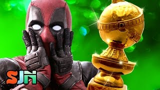 Deadpool First Superhero Movie To Nab Best Picture Golden Globe Nomination