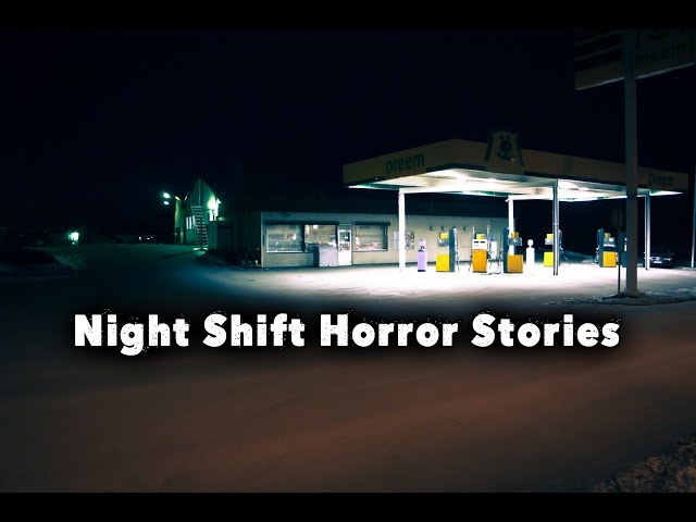 3 Disturbing Real Night Shift Horror Stories - Vol. 2
