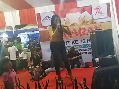 SEUMPOMO Lomba Karaoke Stand Expo BSI 2017 Pesanggaran Banyuwangi