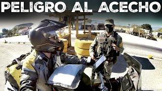 El - PELIGRO - NO ESTABA en TAMAULIPAS (México) / (S17/E25) EL MUNDO EN MOTO CON CHARLY SINEWAN