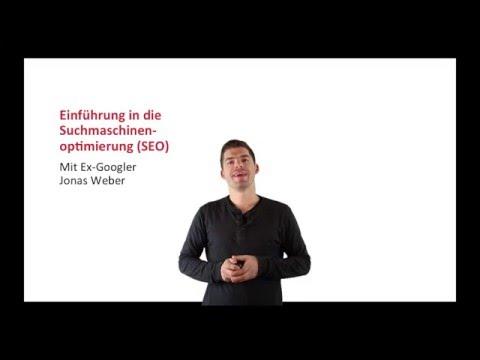 Einführung in die Suchmaschinenoptimierung (SEO) mit Ex-Googler