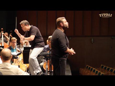Tivoli Festival 2014: Joseph Calleja om Tivolis fødselsdagskoncert