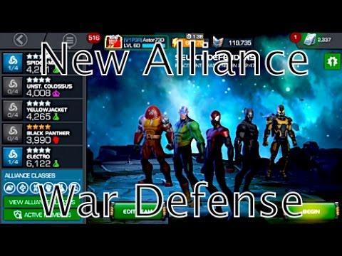 Mcoc Defense Tier List 2019 Seatin