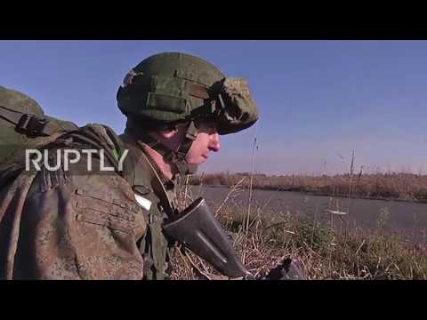Serbia: Russian, Belarusian and Serbian paras conduct joint airdrop
