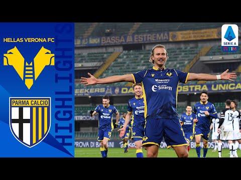 Hellas Verona 2-1 Parma | Juric vince in rimonta | Serie A TIM