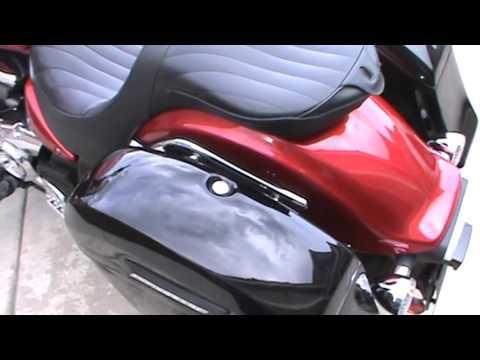 Yamaha Stryker Lamellar Motorcycle Hard Saddlebags