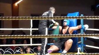 352 * Der Sportler * Boxen * Walfort (TV Vreden) vs. Serkan Bulut (Weseler BC) 01.11.2012