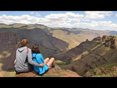 "Bumming around in Lesotho, the ""Kingdom in the Sky"""