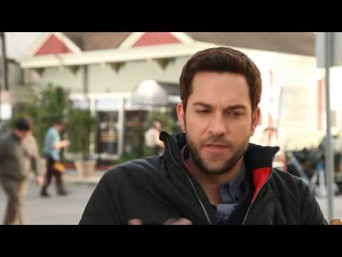 Cast Interview - Zachary Levi - Could the story be set anywhere other than New Orleans?