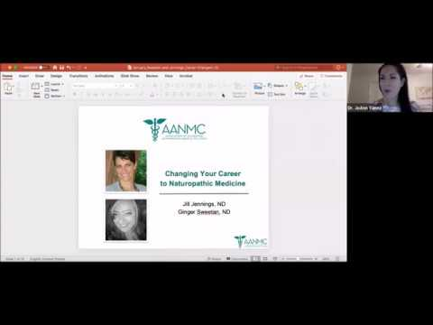 Changing Your Career to Naturopathic Medicine