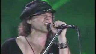 SCORPIONS [ BIG CITY NIGHTS ] LIVE,1991.