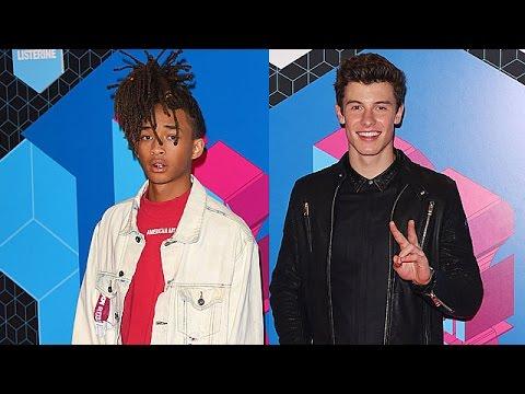Shawn Mendes VS Jaden Smith: MTV EMAs Best Dressed