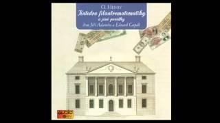 O. Henry - Katedra filantromatematiky a jiné povídky (Mluvené slovo, Audiokniha, AudioStory)