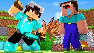 Minecraft: EGG WARS - PRO vs NOOB!