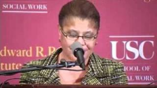 2011 Edward R. Roybal Memorial Lecture With Congresswoman Karen Bass