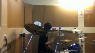 SCANDAL Welcome Home Drum cover
