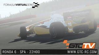 Formula Virtual Series 2018 - Ronda 6 - Spa Francorchamps by GTC