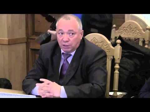 Григорий Григорьев представитель областного совета ветеранов