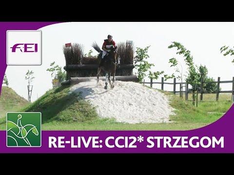 Re-Live - Cross Country (CCI2*) - Strzegom Horse Trials