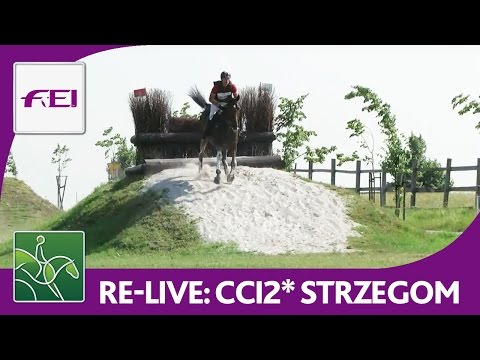 Bild: Reitsport - Cross Country (CCI2*) - Strzegom Horse Trials