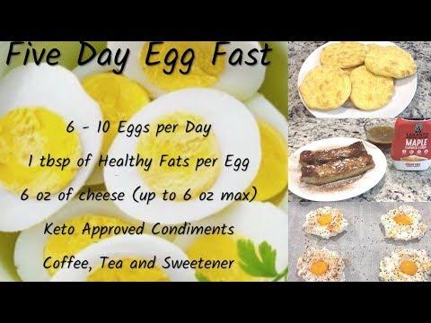 keto egg diet 7 lbs in 3 days