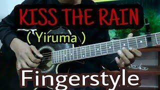 Yiruma - Kiss The Rain | Acoustic | FINGERSTYLE | The Sad Tune Cover | THISISUS ( Friends Bond )