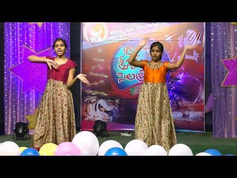 Tara velisindi aa ningilo || తారవెలిసింది || song by  NEWCREATION CHURCH youth
