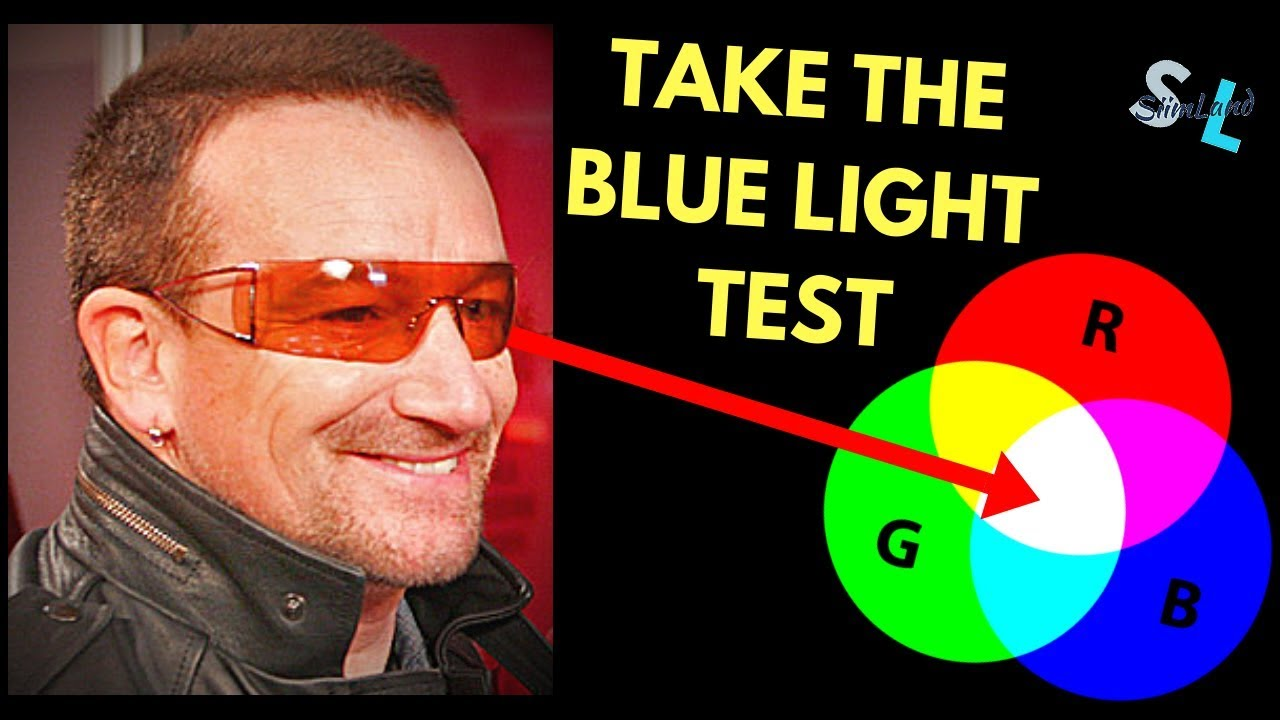 1ed6d64e5a5 How to Know If Your Blue Blocking Glasses Are Working (Blue Blocking Glasses  Test)