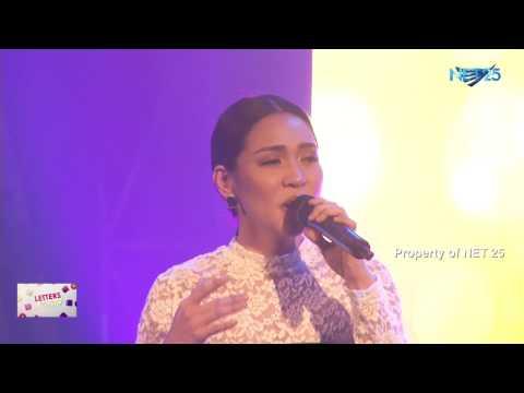 Aicelle Santos -  Kapangyarihan Ng Pag ibig Live Performance