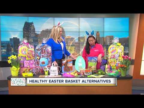 Healthy Easter Basket Alternatives