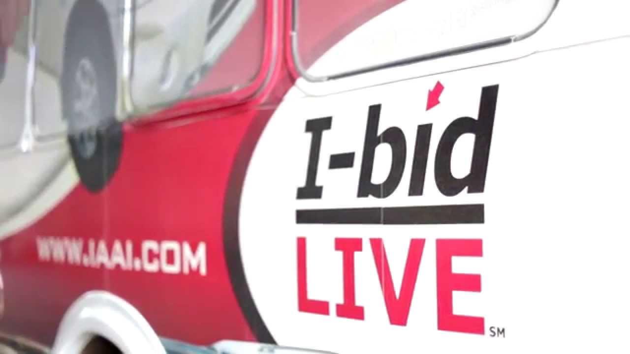 Download iBid LIVE en IAA | Vehículos en subasta