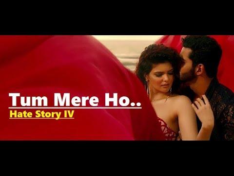 Tum Mere Ho | Jubin Nautiyal & Amrita Singh | Hate Story IV | Vivan Bhathena, Ihana Dhillon | Lyrics