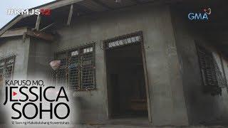 Kapuso Mo, Jessica Soho: Mga gamit sa isang bahay sa GenSan, misteryosong nasusunog!