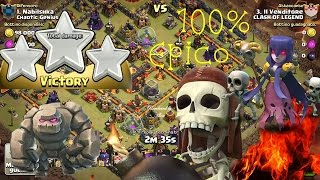 Clash Of Clans | TOP COME FARE 3 STELLE MAX TH10 FAMOUS BASE EPICO